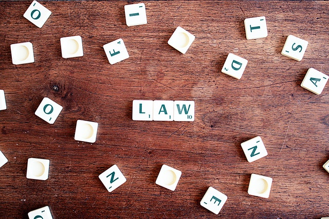 Nápis law