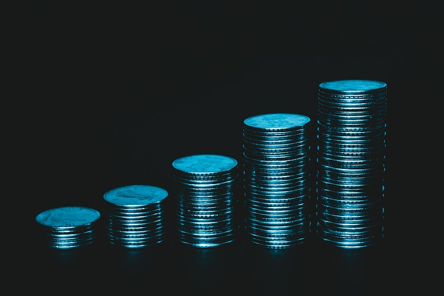 mince ve sloupečcích